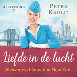 Stewardess Hannah in New York